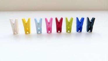 Botón Pinza Colores