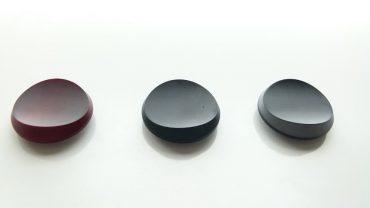 Botón Abrigo Mate Bicolor