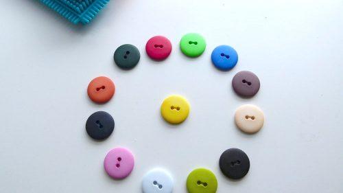 Botón Clásico Colores