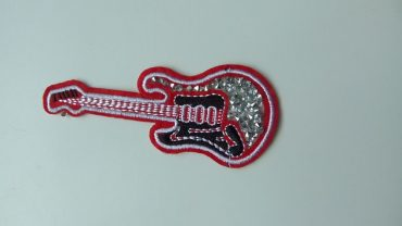 Pegatina Guitarra