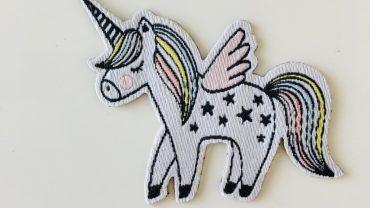 Pegatina Unicornio Mr Wonderfull