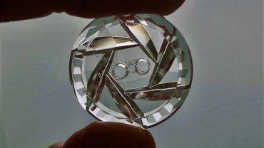 Botón Aspas Imicristal