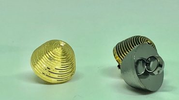 Botón Tacha Metal