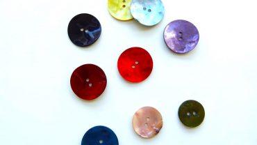 Botón Nacar Colores Gloss