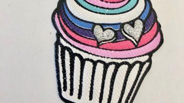 Pegatina Muffins