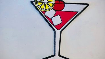Pegatina Cocktail