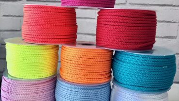 Cordon Acrilico Colores