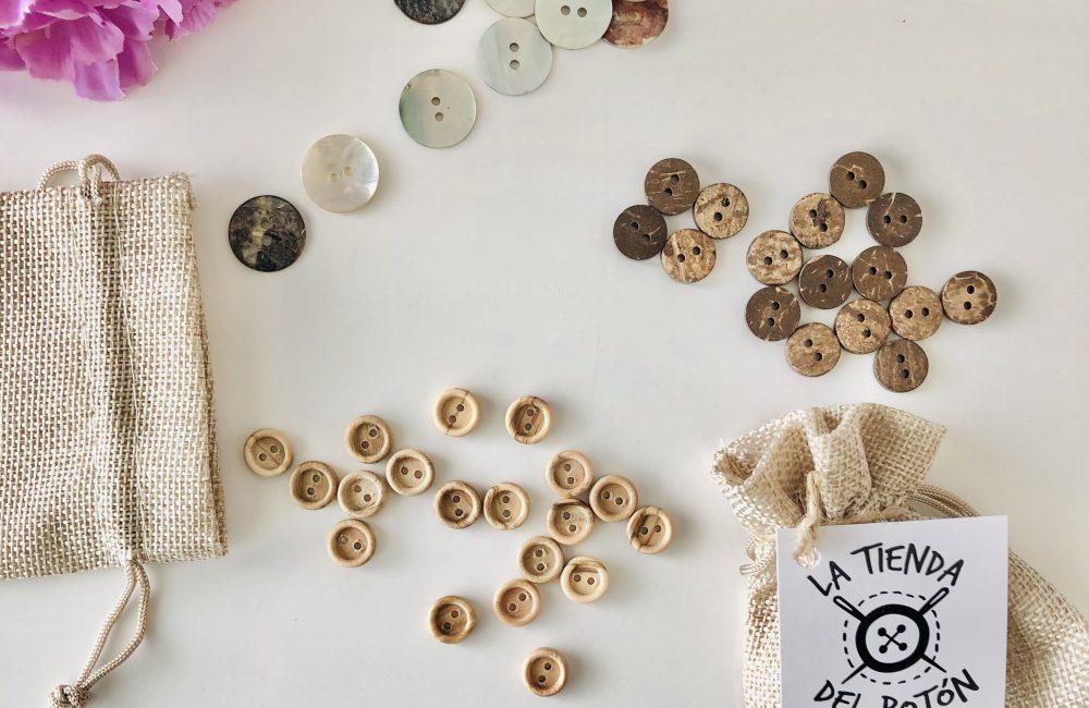 DIY Molones Con Nuestros Botones Naturales.