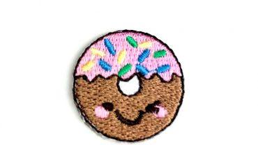 Pegatina Muffins Happy