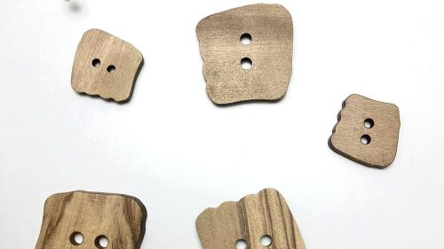 Botón Madera Tricots