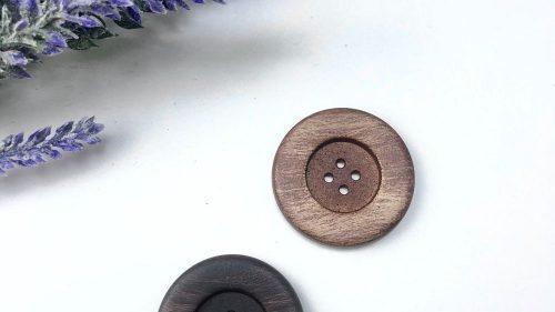 Botón Imi.madera Sastre