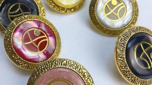 Pasapañuelos Deluxe Oro