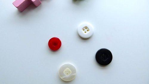 Botón Clásico 4 Agujeros