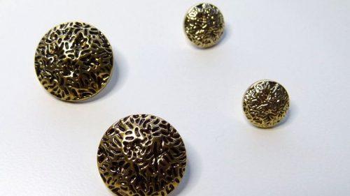 Botón Dorado Musgos