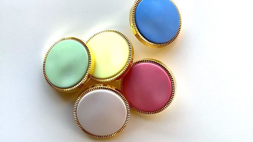 Botón Macarons